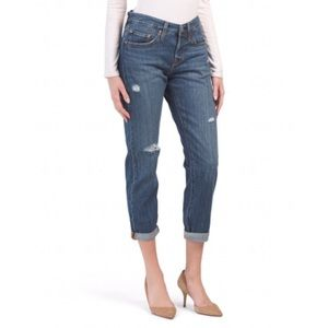 NWT Levi's 501 High Waist wedgie fit Jeans 26